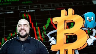 Twitter Apoya al Bitcoin pero Rechaza las I.C.O | Análisis de Mercado