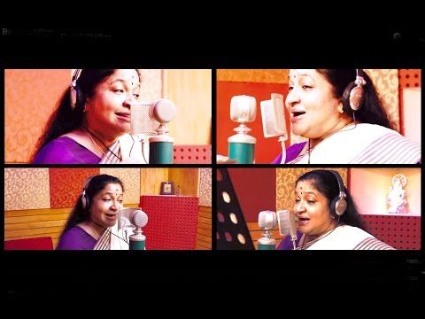 Onam Vanne Manasil l Onam Video Song By K S Chithra