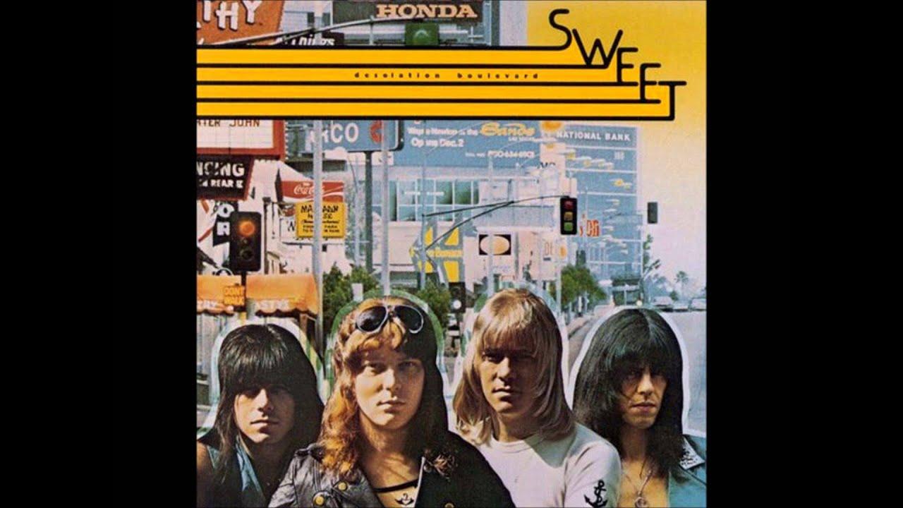 Sweet Quot Desolation Boulevard Quot 1973 Track A1 Quot Ballroom