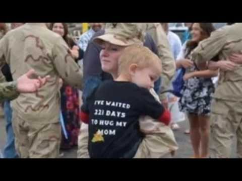 Chris Daughtry ~ I'm Going Home   (Dedicated To Military Familes Everywhere)