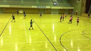 2019年春合宿 20分ゲーム 奈良女vs奈良教 前半