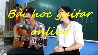 Yêu thương mong manh (Học guitar online)