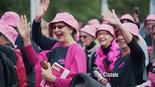 See Lifestyle Communities at the starting line ready for the Melbourne Mother's Day Classic