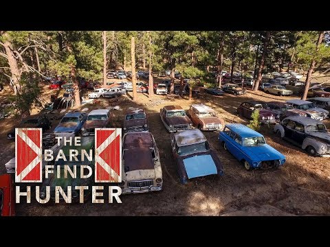 Hagerty Car Values >> 700 Cars hidden on a Ranch in Colorado | Barn Find Hunter