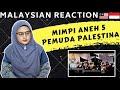 MIMPI ANEH 5 PEMUDA PALESTINA ❗ USTADZ RAHMAT BAEQUNI | MALAYSIAN REACTION