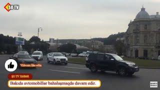 Bakıda avtomobillər bahalaşmaqda davam edir - Son Qiymət
