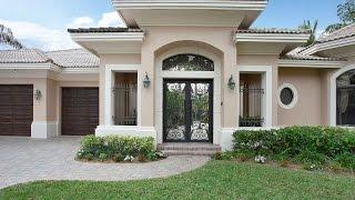 Your Typical Florida Million Dollar Mansion