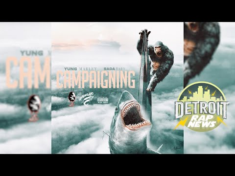 "Yung Marley Ft Sada Baby – ""Campaiging"" DetroitRapNews Exclusive (Official Audio)"