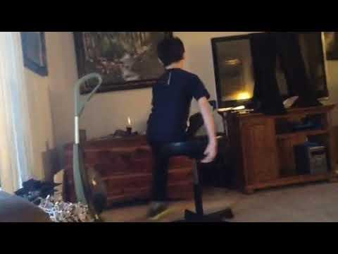 Luke Dancing to Italian Opera Music