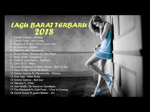 Kumpulan lagu barat Terupdate Terbaru dan Terpopuler 2018