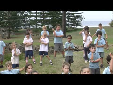 Norfolk Island Central School Dance