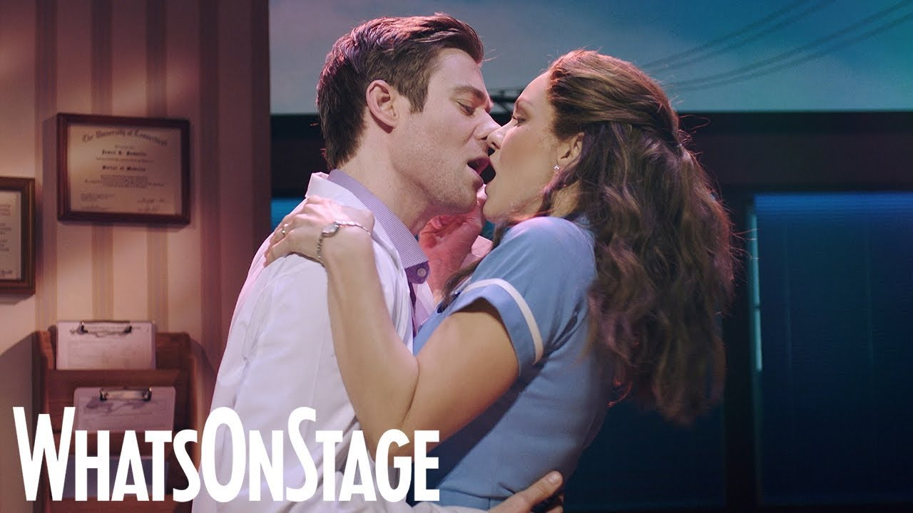 Waitress In The West End 2019 Trailer With Katharine Mcphee Youtube