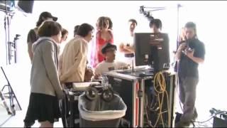 GLAMOROUS」 2011年7月号のカバー撮影中の潤に直撃インタビュー。 記念...