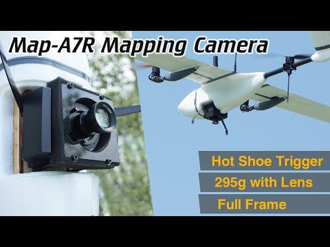 NIMBUS Mapping with A7R Full Frame Hot Shoe Mapping Camera