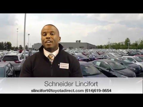 Schneider Lincifort - Toyota Direct - Columbus OH