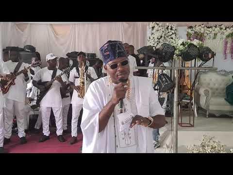 Download ALAYO MELODY SINGER @ ALHAJA FALILAT OMOLARA NURUDEEN 80TH BIRTHDAY @ AMAZING GRACE HALL ABEOKUTA