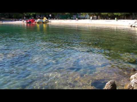 Spiagge e mare di Krk - Croazia settembre 2009