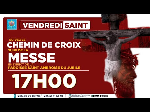 Office de la Passion du Christ : Vendredi Saint 2020