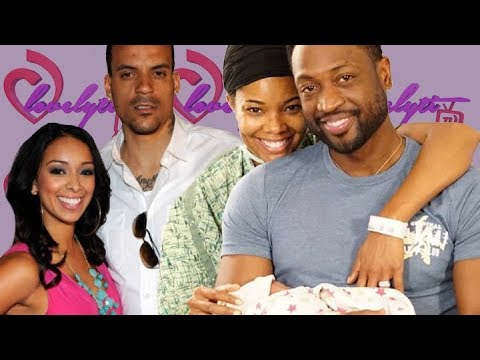 Gabrielle Union & DWade Welcome A Baby Girl+Matt Barnes awarded sole custody of his twin sons