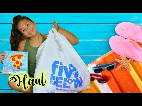 "FIVE BELOW SUMMER HAUL "" IT'S ME ALI """