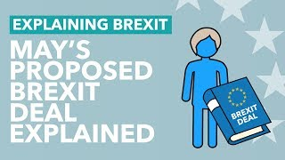 May's Proposed Brexit Deal Explained - Explaining Brexit