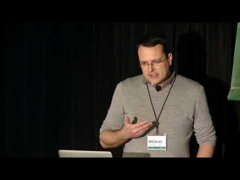 Napa 2017 - Nicolas Bernard - 2018 Ripening Dynamics