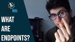 WHAT ARE ENDPOINTS? How can you make them?