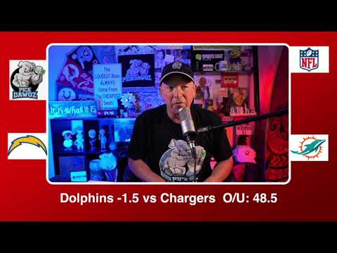 Miami Dolphins vs Los Angeles Chargers 11/15/20 NFL Pick and Prediction Sunday Week 10 NFL