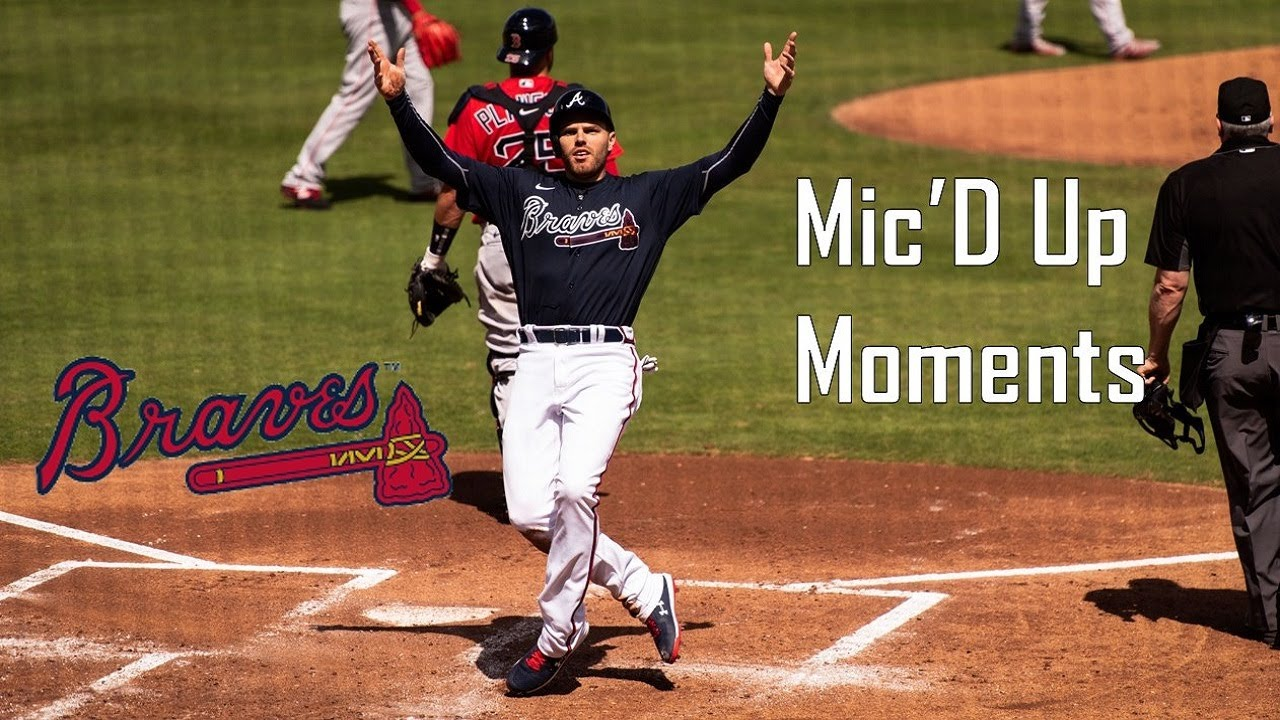 Atlanta Braves | Mic'd Up Highlights | Spring Training 2020