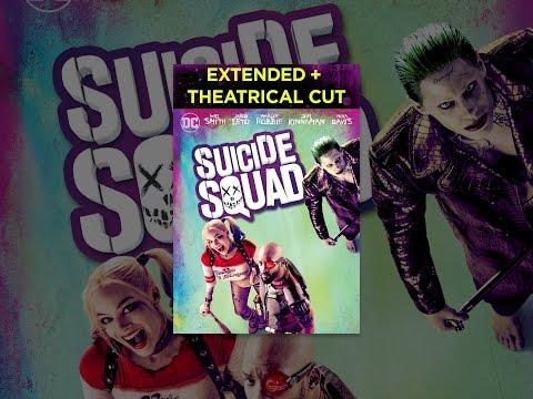 Suicide Squad:    Theatrical Cut