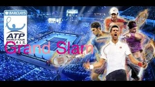 Tennis Grand Slam Best Points of 2016(HD)