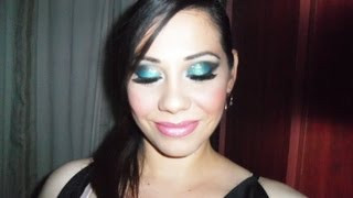 SMOKEY EYE azul media noche( SMOKEY EYE midnight blue)
