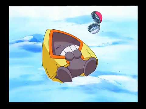 Download Ash catches snorunt 🌰