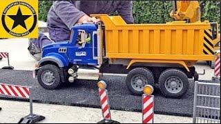 BRUDER 02815 Mack Granite Dump Truck by JackJack (3)