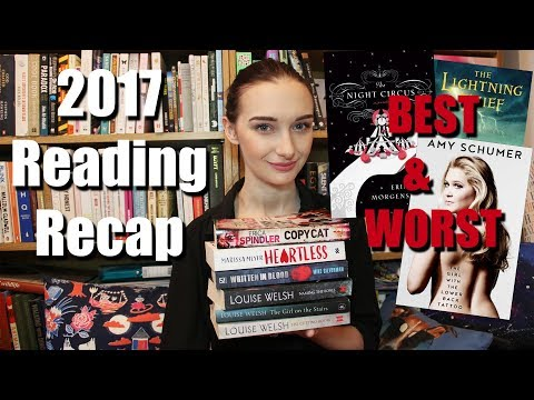 Books I Loved & Hated in 2017