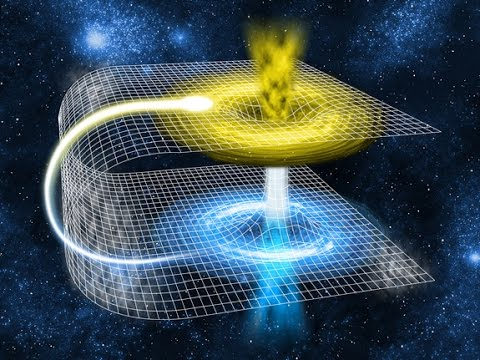Through The Wormhole: Is Time Travel Possible? Space Science Documentary