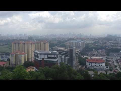 View from Bukit Besi, Alam Damai