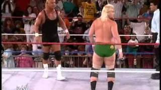 Mr. Perfect vs. Brian Costello (WWF 1993)