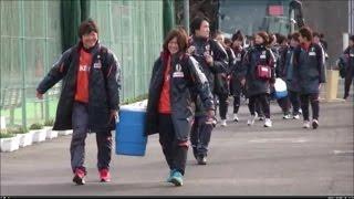 フィジカルテスト。なでしこチャレンジの吉良知夏、長船加奈選手や池田...