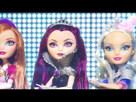 Prenses Gücü Parıldar Stop Motion Müzik Videosu - Ever After High™
