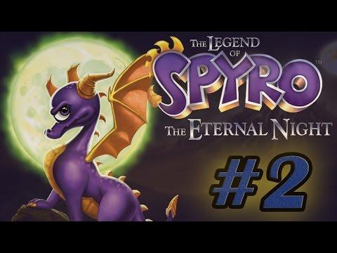 Прохождение Spyro the Dragon (PS) #11 - Туманное болото, Верхушки деревьев