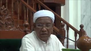 TGH Mohd Baqi Othman - Ucapan Terakhir  kepada yang Tidak Taatkan Allah. 10042015