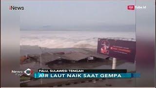 Beginilah Detik-detik Tsunami Terjang Kota Palu - iNews Pagi 29/09