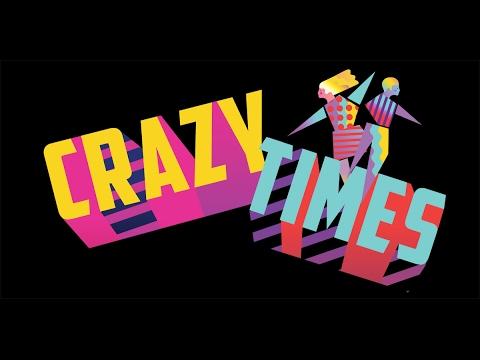 Crazy Times - Sydney Dance Company & Co3 Australia (15sec Trailer)
