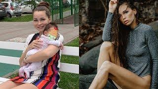 Трансформация из мамочки главного бухгалтера  в  фотомодель