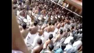 Sankarankulangara (near Thrissur) vela Panchari melam