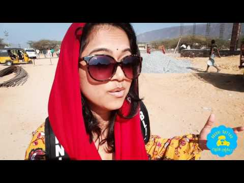 Kannada Travel VLOG | Jaipur to Pushkar Roadtrip | India | Beedhi Sutthu With Asha