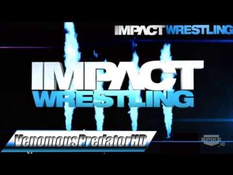 TNA 2013: Impact Wrestling Theme - Sinister Rise Above ( Instrumental Version)