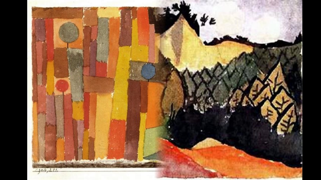 Paul klee 保羅·克利 1879 1940 swiss born painter educator expressionism cubism surrealism