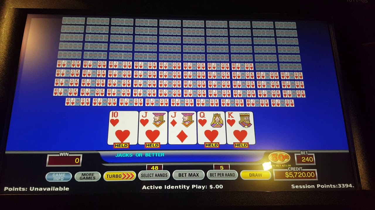 Where to play video poker in las vegas are online roulette tables rigged